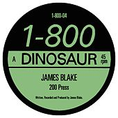200 Press EP by James Blake