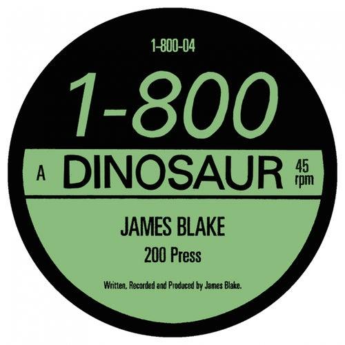 200 Press EP by James Blake