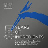 5 Years of Ingredients by Various Artists