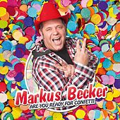 Are you ready for Confetti? by Markus Becker