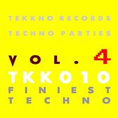 Techno Parties, Vol. 4 by Various Artists