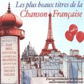 Les plus beaux titres de la chanson française, vol. 2 by Various Artists