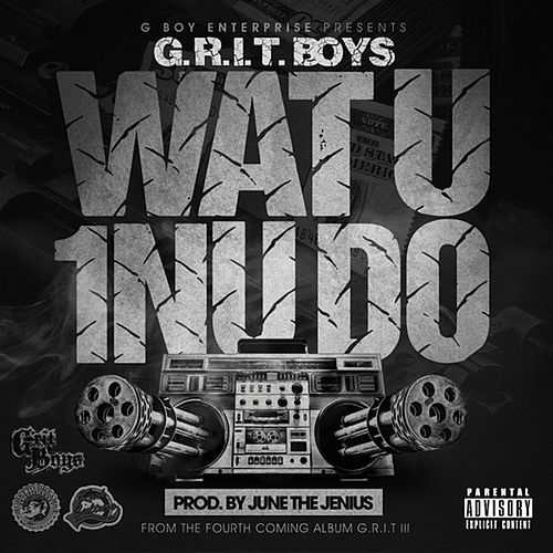 Watu1nudo by Grit Boys