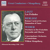 Great Conductors - Willem Mengelberg by Various Artists