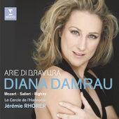 Mozart, Righini, Salieri: Arie di bravura by Diana Damrau