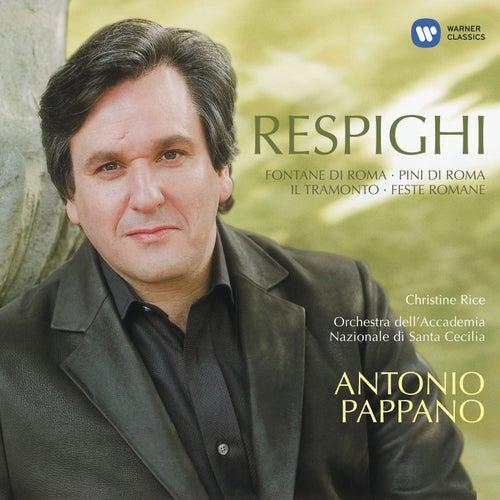 Respighi: Roman Trilogy by Orchestra dell'Accademia Nazionale di Santa Cecilia