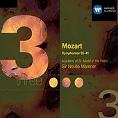 Mozart: Symphonies 35 & 36 by Sir Neville Marriner