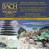 J.S. Bach - Cantatas Volume III by American Bach Soloists