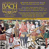 J.S. Bach - Cantatas Volume IV by American Bach Soloists