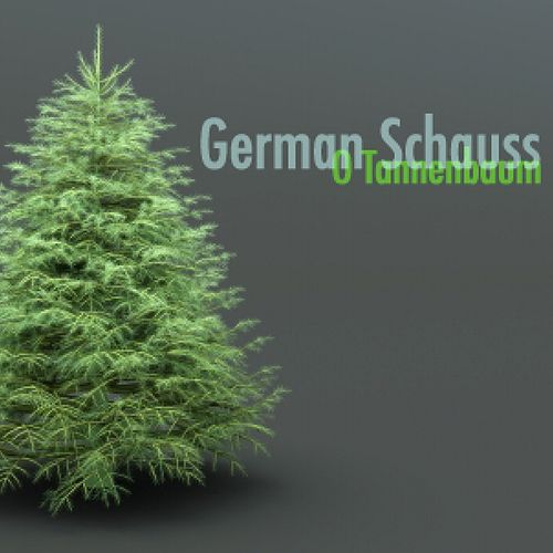 A Holiday Greeting by German Schauss
