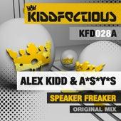 Speaker Freaker by Alex Kidd