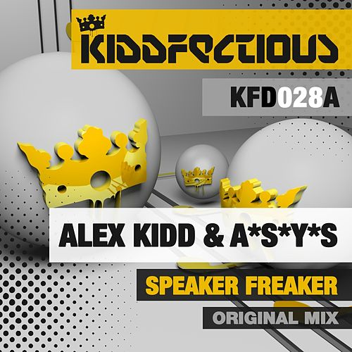 Speaker Freaker by Alex Kidd