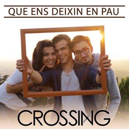 Que Ens Deixin en Pau by The Crossing