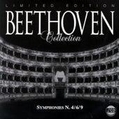Beethoven: Symphonies N. 4, 6 & 9 by Various Artists