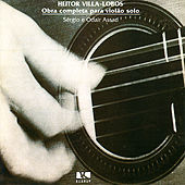 Heitor Villa-Loos : Obra completa para violão solo by Various Artists