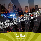 Live at Lollapalooza 2007: Dax Riggs by Dax Riggs