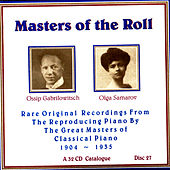 Masters Of The Roll - Disc 27 by Various Artists