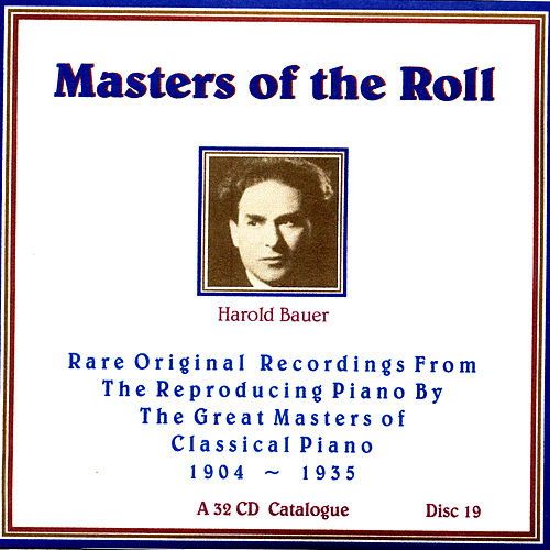 Masters Of The Roll - Disc 19 by Various Artists