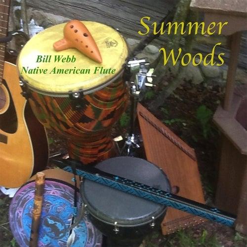 Summer Woods by Bill Webb