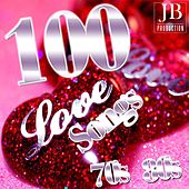 100 Love Song 70's 80's by Various Artists