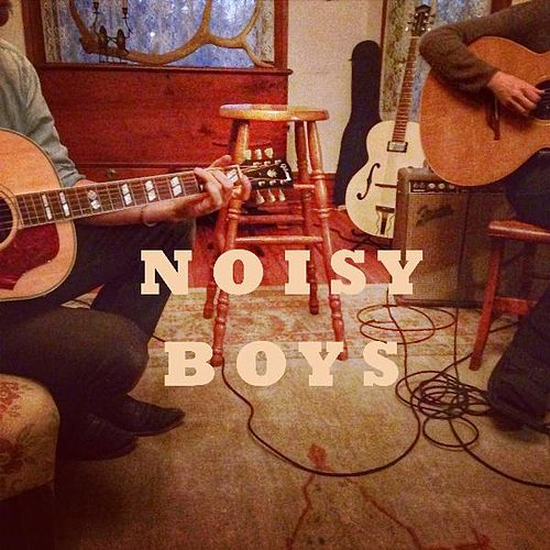 Noisy Boys by Claire Holley