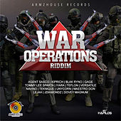 War Operations Riddim by Various Artists