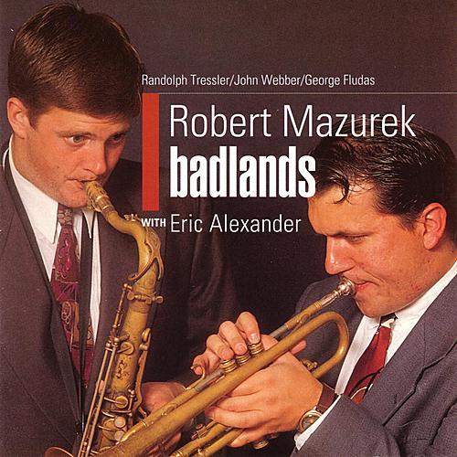 Badlands by Robert Mazurek