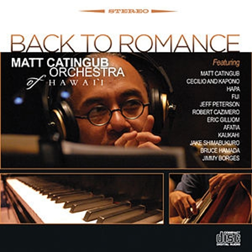 Back to Romance by Various Artists