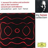 Henze: Violin Concerto No.1; Ode to West Wind; Double Bass Concerto by Various Artists