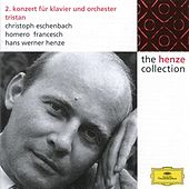 Henze: Concerto No. 2; Tristan; 2 Ballet Variations; 3 Tientos by Various Artists