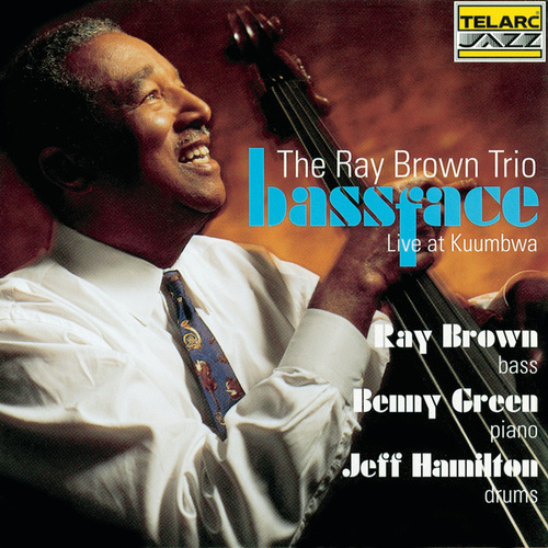 Bass Face by Ray Brown
