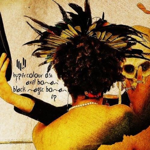 Black Magic Boman EP by Axel Boman