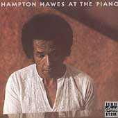 At The Piano by Hampton Hawes