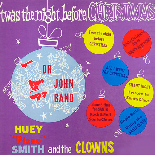 Twas the Night Before Christmas by Huey