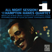 All Night Session, Vol. 1 by Hampton Hawes