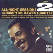 All Night Session, Vol. 2 by Hampton Hawes