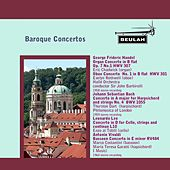 Baroque Concertos by Various Artists