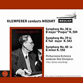 Klemperer Conducts Mozart by Otto Klemperer