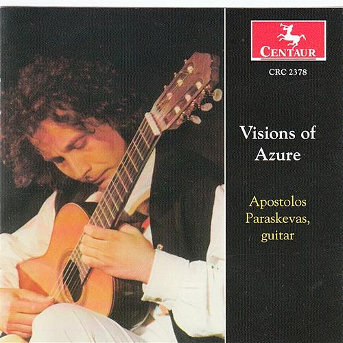 Vision of Azure by Apostolos Paraskevas