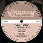 Snazzy Traxx (Year One) - EP by Various Artists