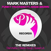 I'm On Fire (feat. Angie Brown) by Mark Masters Ensemble