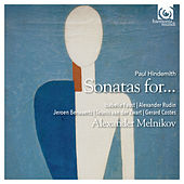 Hindemith: Sonatas for… by Various Artists