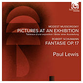 Mussorgsky: Pictures at an Exhibition by Paul Lewis