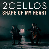 Shape of My Heart by 2Cellos