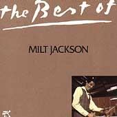 Best Of Milt Jackson (Pablo) by Milt Jackson