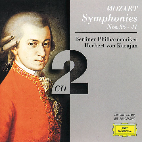 Mozart, W.A.: Symphonies Nos.35 - 41 by Berliner Philharmoniker