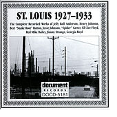 St. Louis Complete Recorded Works 1927-1933 by Various Artists