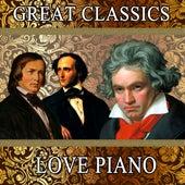 Great Classics. Love Piano by Orquesta Filarmónica Peralada