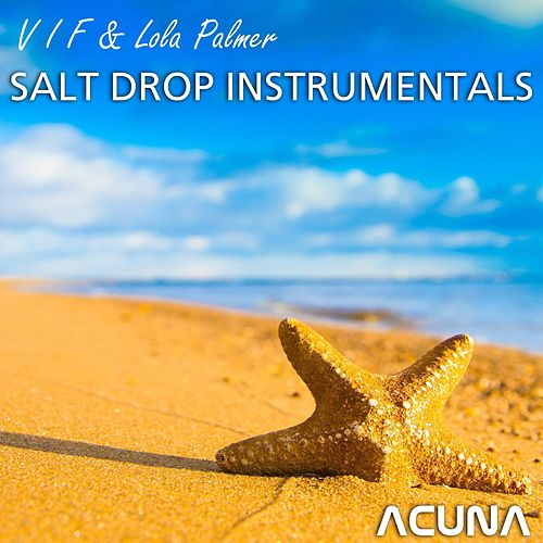 Salt Drop Instrumentals by Vif