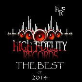 High Fidelity Productions Best Of 2014 - EP by Various Artists
